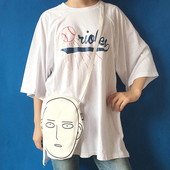 Cartoon Face Shoulder Bag