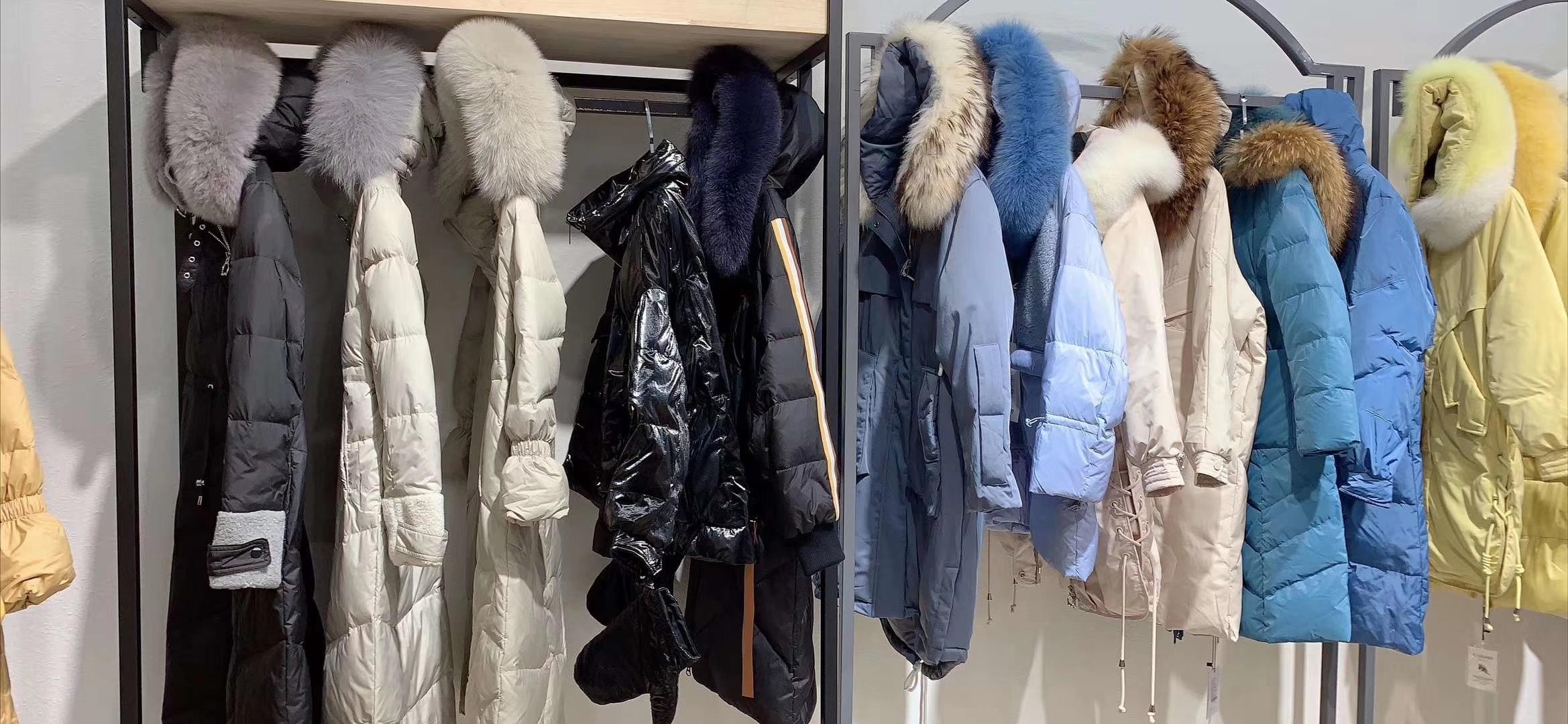 专柜撤柜女装品牌女装折扣直播间专拍链接