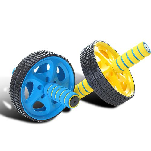 禾诗健腹轮正品包邮 腹肌轮健身滑轮 锻炼腹肌器材 进口腹部滚轮