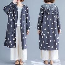 25岁年轻女装时尚 气质9月份穿的衣服大码风衣女式 女款 宽松开衫
