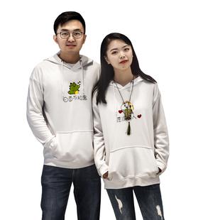 2020夏季新款独角兽刺绣情侣自t恤