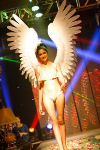 Victoria s Secret angel wings feather wings props catwalk models large wedding photo studio performances