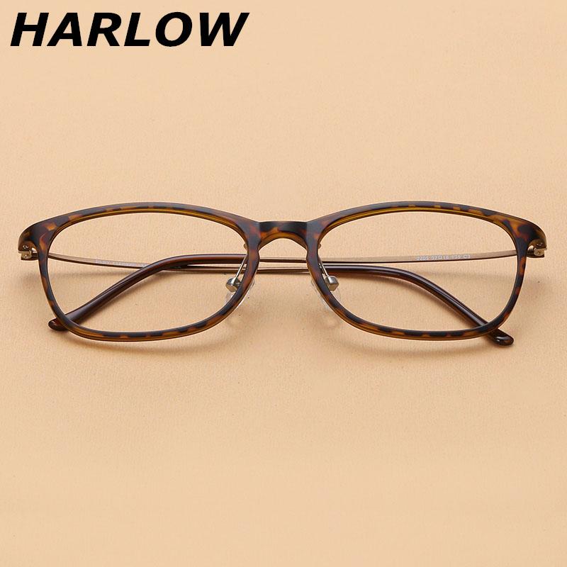 Harlow 眼镜架好不好,眼镜架哪个牌子好