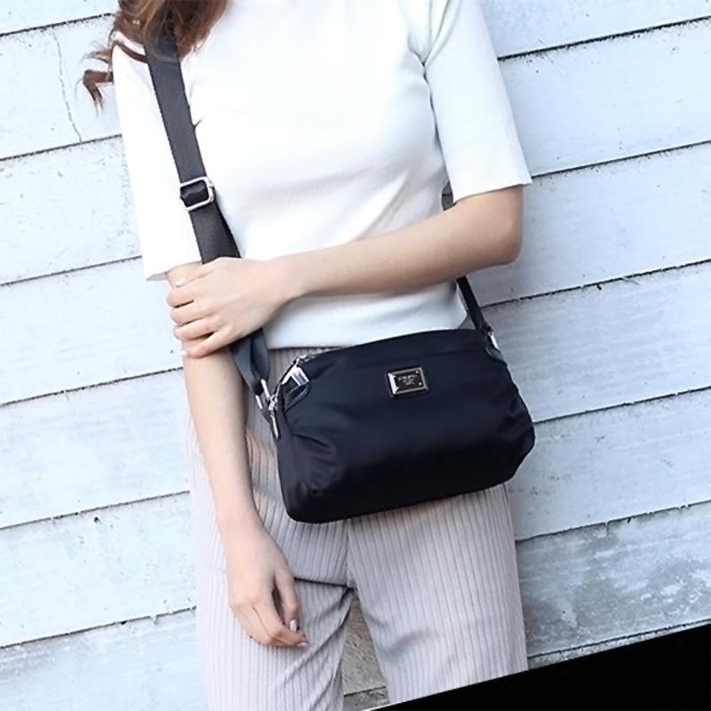 女包小包包单肩包斜挎休闲跨包日韩版新款时尚迷你女士背包帆布包买三送一