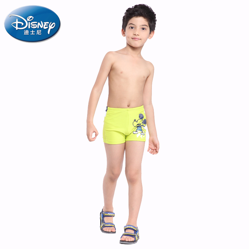 2245553ae CNY ¥188.00, disney's four boys swimming trunks for mickey angle children  summer new boxer shorts