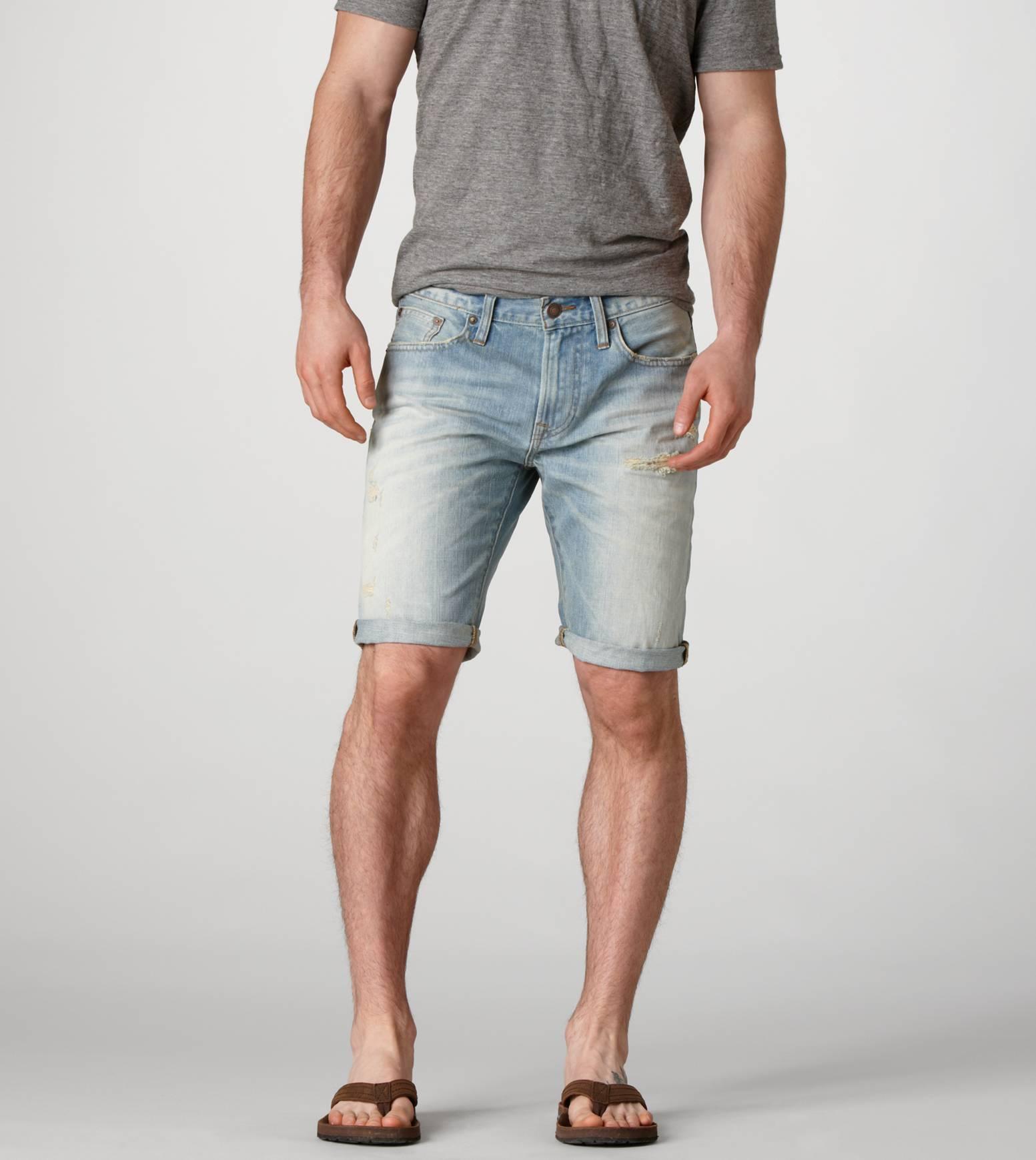 Внешней торговли, оригинальные джинсовые брюки мужские летние одежду моют в старой джинсовой керлинг брюки плюс размер