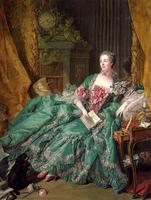世界名畫法國布歇高清油畫臨摹設計素材裝飾畫素材總共有6張1.02G