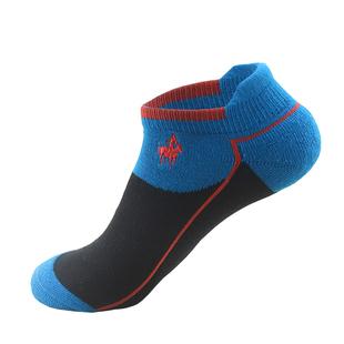 皮爾保羅polo男士襪子純棉短襪加絨加厚毛巾襪船襪毛圈彩色運動襪