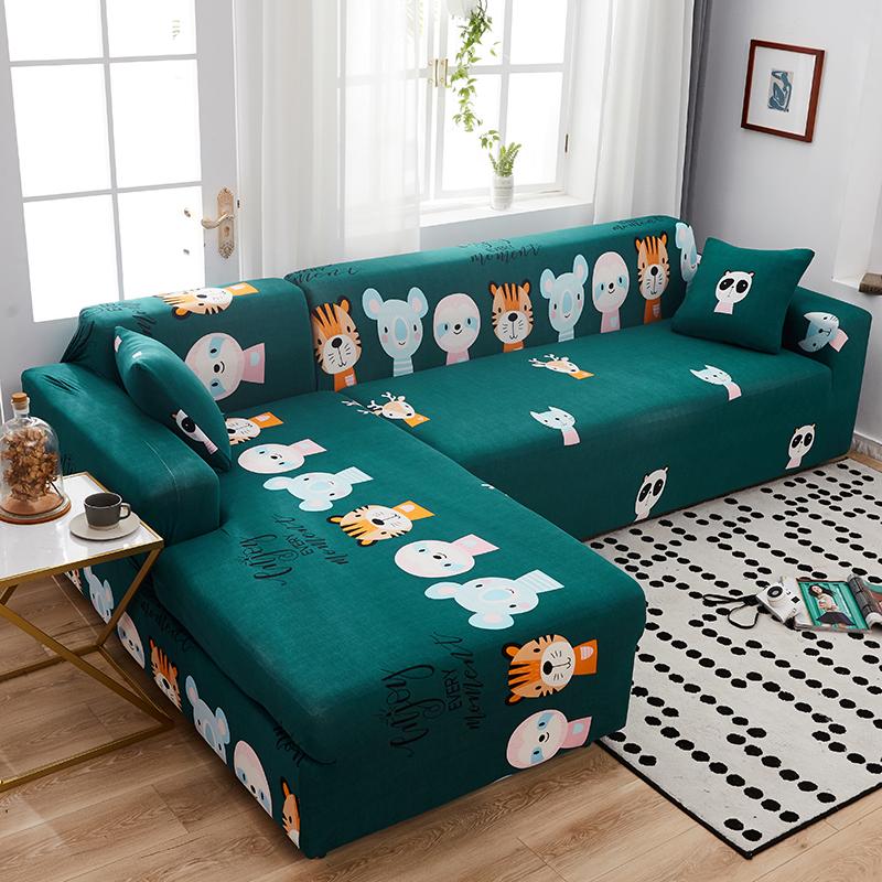 30.00元包邮贵妃全盖弹力沙发套罩全包万能套简易沙发布懒人通用沙发盖布全盖