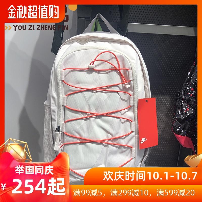 耐克双肩背包男电脑旅行大容量女包(非品牌)