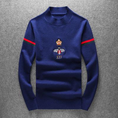 2020羊毛衫加厚毛衣针织衫长袖男打底衫19721/p135
