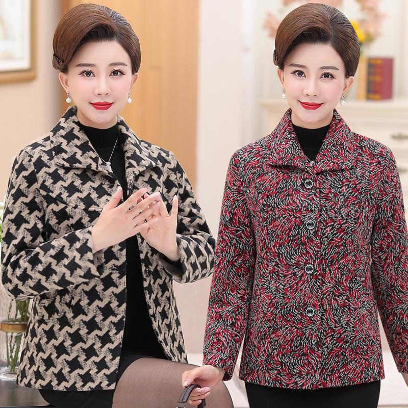 中老年女装外套