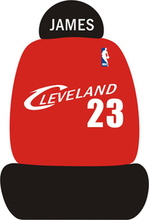 Car seat cover NBA star lebron James jersey seating Senior pure cotton embroidery The four seasons general sits set