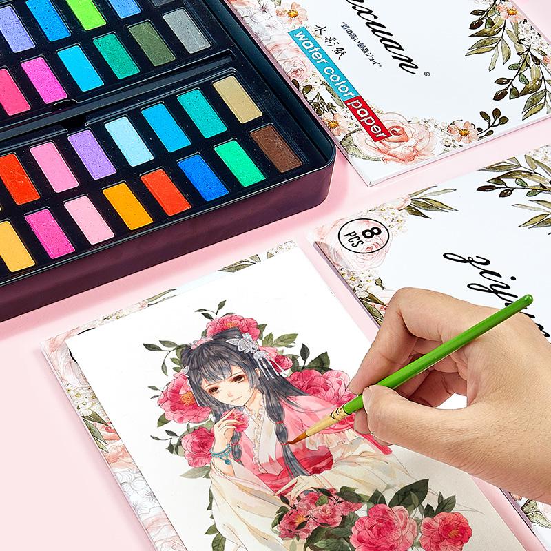 Краски для рисования Артикул 589105021334