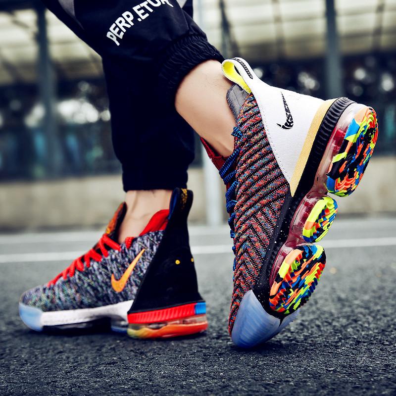 爱欧文aj1男鞋鸳鸯詹姆斯16篮球鞋欧文5地狱之火星空之眼毒液正品限10000张券