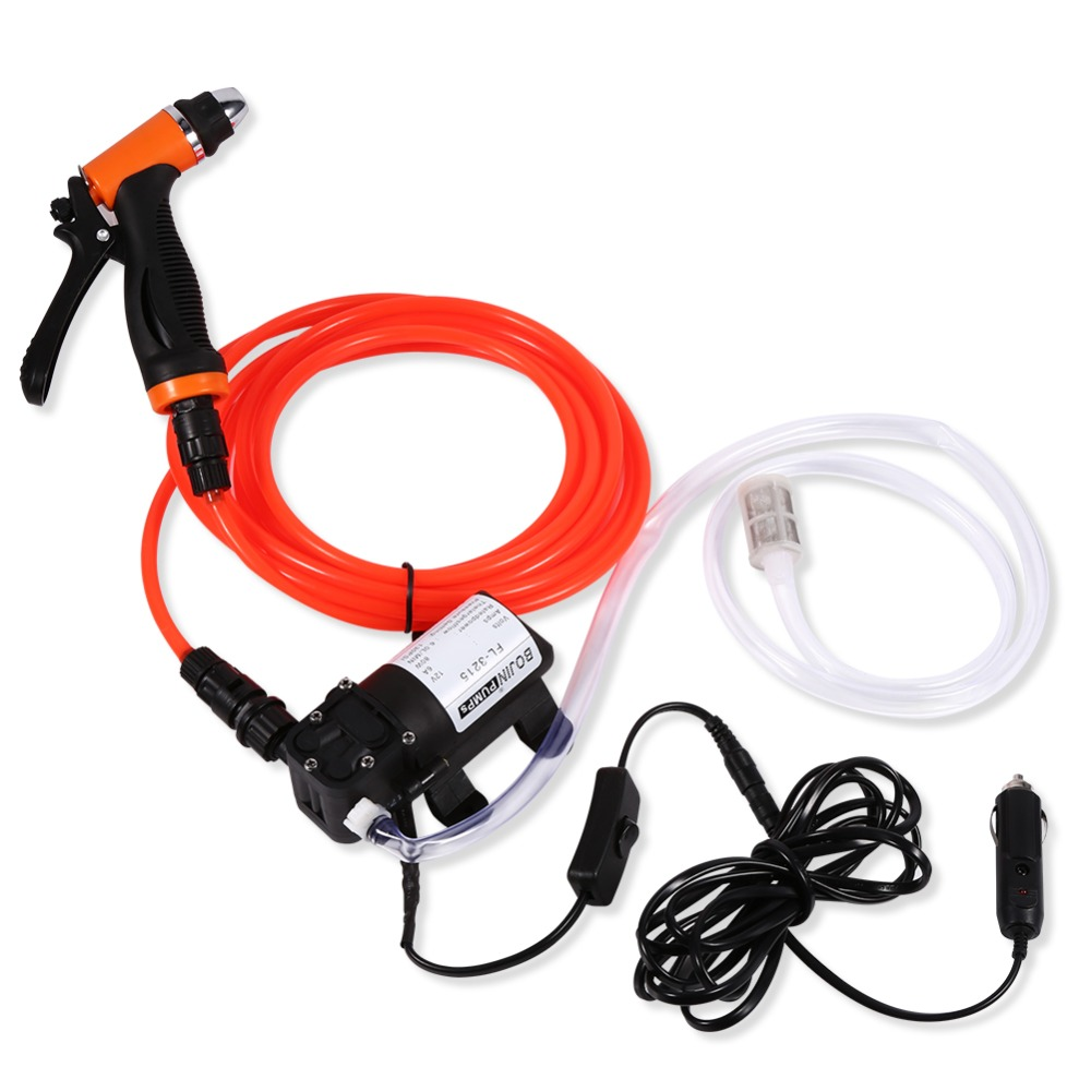 2020 Car Washer Cleaning Machine Water Pump Trigger Spray