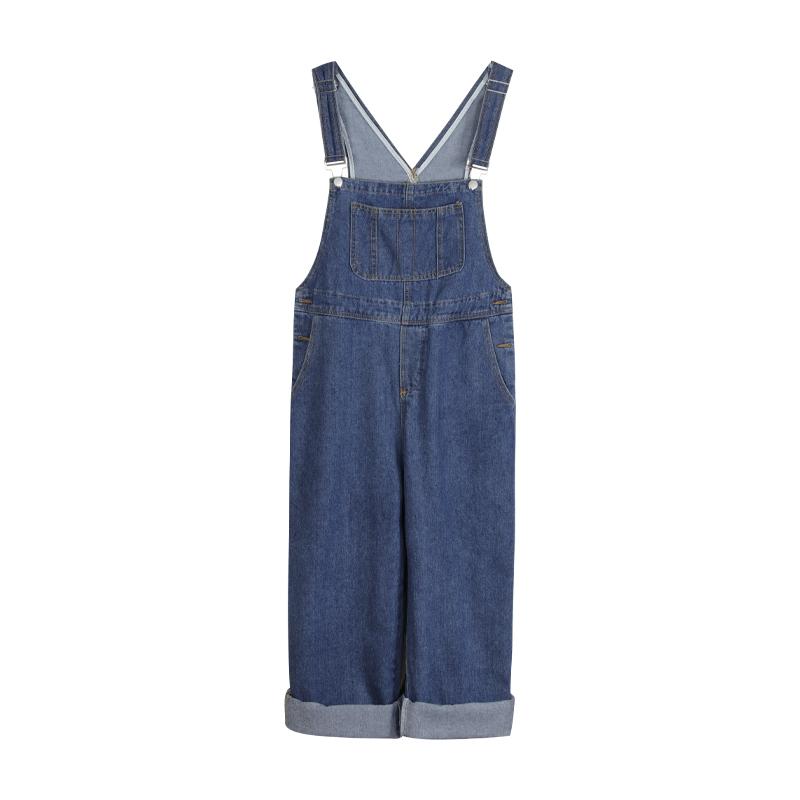 什么穿背带裤:背带裤穿搭
