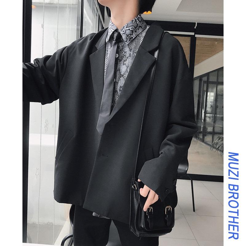 木子小哥2020春季新款韩版网红外套