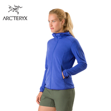 Arcteryx Archaeopteryx Outdoor Lightweight, Wearable, Warm and Moisture Permeable Hat Grab Suede Jacket Delta LT