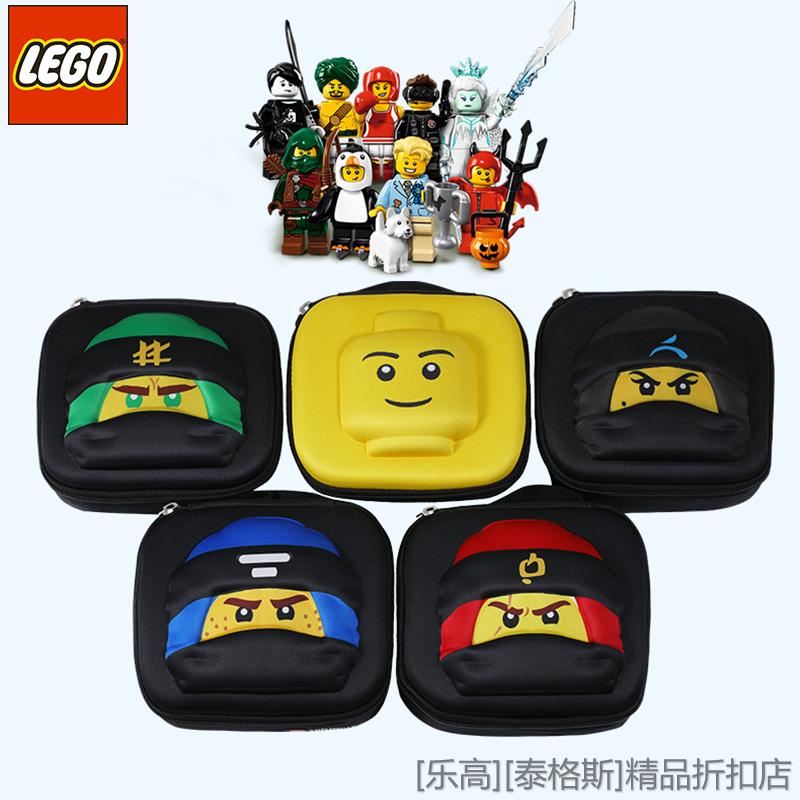 LEGO乐高学生午餐包盒幻影忍者手提铝箔保温儿童饭盒包2007410月10日最新优惠
