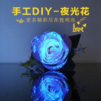 Ultra-bright luminous powder special transparent varnish transparent paint varnish luminescent paint fluorescent paint