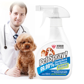 Pet Spray Disinfectant & Odor Remover, 400ml