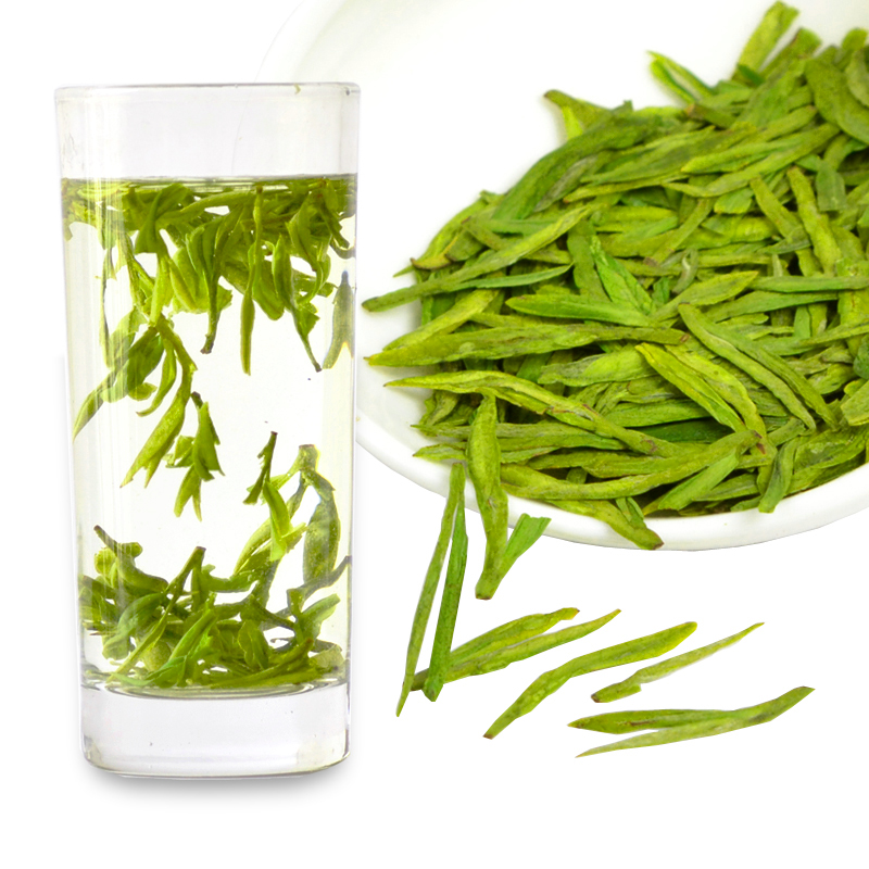 竜井2021年新茶春茶のばら売り緑茶明前大仏竜井茶の新茶葉250 g缶