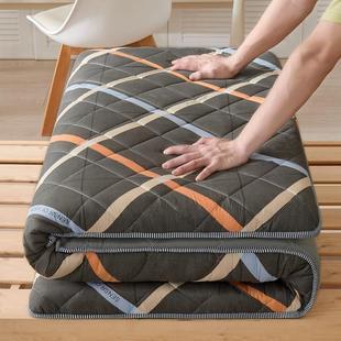 2米 床垫软垫1.8m家用榻榻米海绵垫被褥子学生宿舍单双人床褥夏季