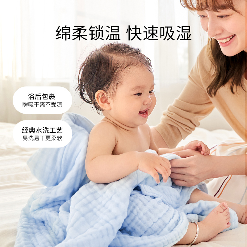 Bathtub + Bath Bed + Bath Towel + Square Towel Baby Baby Products Folding Bathtub
