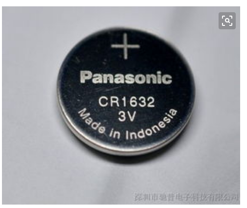 Cr1632 / suitable for automobile key battery electronic scale battery electric vehicle key original button battery