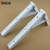 Spring Cargo bracket retractable wall Type Tripod plate active Bracket Board bracket 12 inch payment