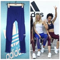 阿迪达斯Adidas Stella 女子运动训练健身紧身裤 紧身长裤 S97519
