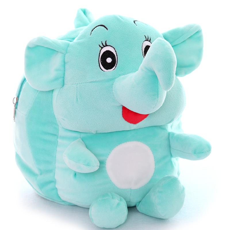 兒童書包1~3歲寶寶幼兒園書包防走失帶背包可愛小男女童雙肩包包
