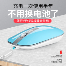 2020款笔记本电脑酷睿i7无线充电鼠标蓝牙配件台式适用苹果mac小米联想华硕微软机械革命海鲅戴睿i5静音无声