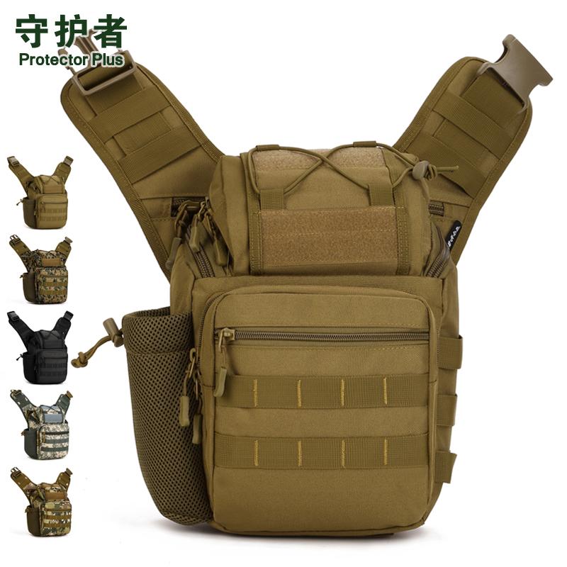 Gannet SLR camera large saddle bag tactical single shoulder bag mens outdoor leisure camouflage special forces messenger photography saddle bag