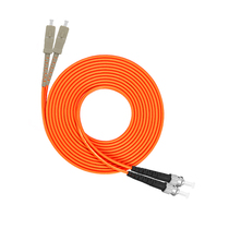 Tanghu Lake Sc-st 3 m Multi-mode dual-core fiber jumper 5 15m fiber optic cable tail fiber pair Customizable