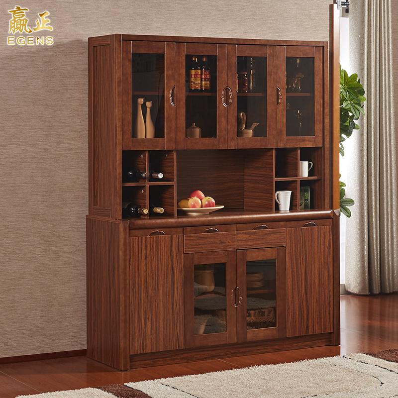 Победа положительный современный китайский стиль еда сервант дерево вино чай кабинет магазин чаша кабинет кухня хранение кабинет хранение кабинет шкаф
