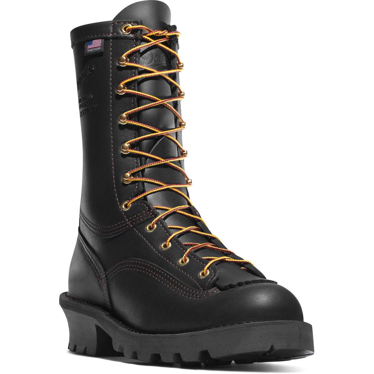 代购 Danner男士女性闪点II所有皮革18102战术靴军靴
