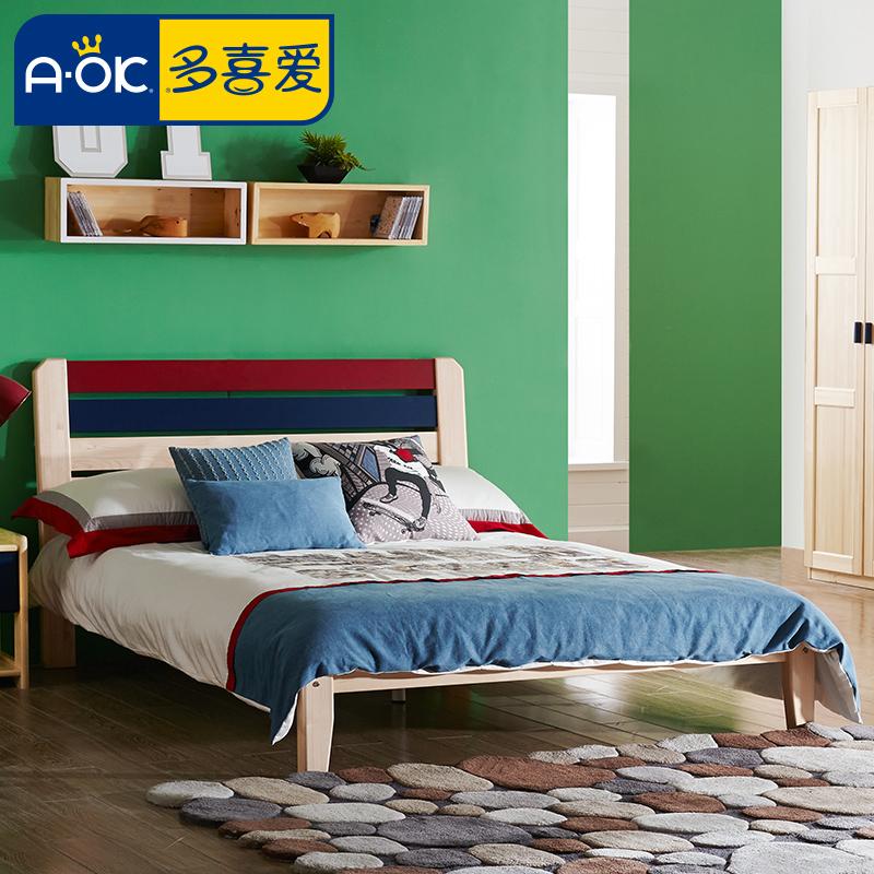 儿童家具套房儿童房家具组合套装卧室成套女孩男孩床衣柜书桌公主