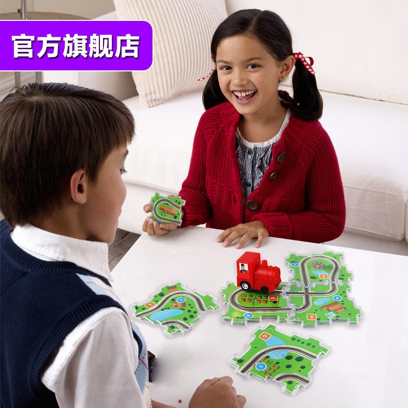 智库益智3-6周岁智力立体拼装玩具11月05日最新优惠
