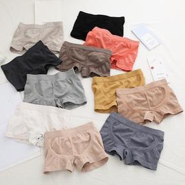 安全裤女防走光夏季薄款一体黑色保险裤加纯棉裆性感内穿打底短裤