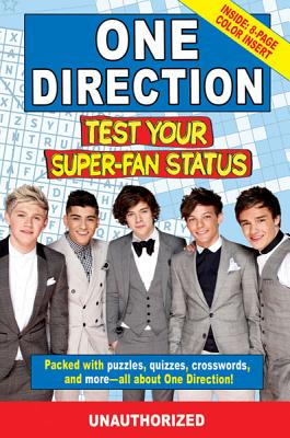 【预订】One Direction: Test Your Super-Fan Status
