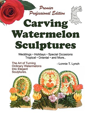【预售】Carving Watermelon Sculptures