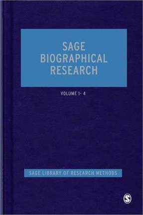 【预售】Sage Biographical Research