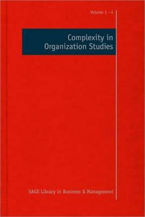 【预售】Complexity in Organization Studies
