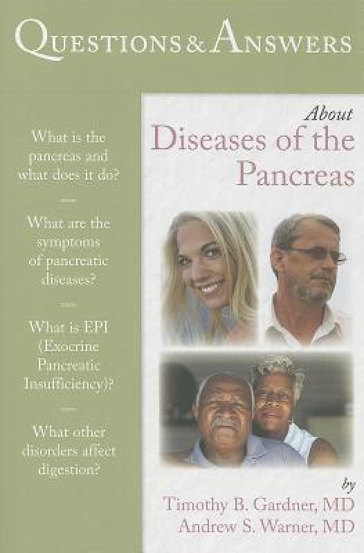 【预售】Questions & Answers about Diseases of the Pancreas