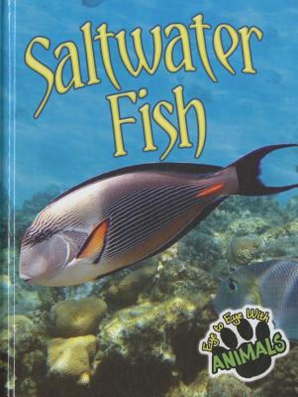 【预售】Saltwater Fish