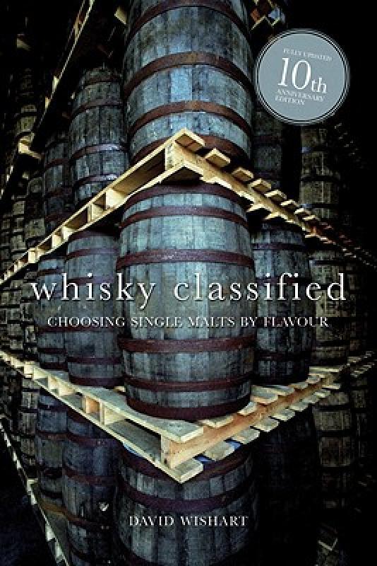 【预售】Whisky Classified: Choosing Single Malts by Flavour