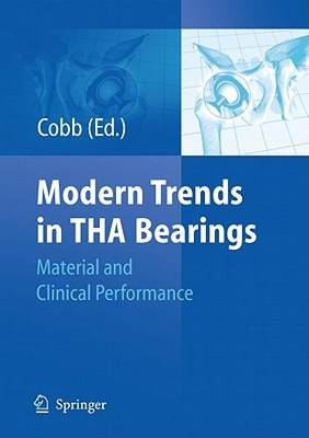 【预售】Modern Trends in THA Bearings: Material and Clinical