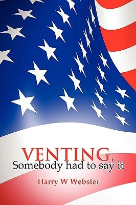 【预售】Venting, Somebody Had to Say It